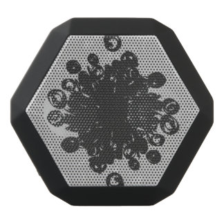 Pollen Heart Black Bluetooth Speaker