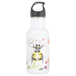 Pollinator Water Bottle