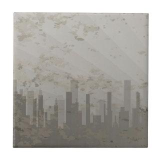 Pollution Tile