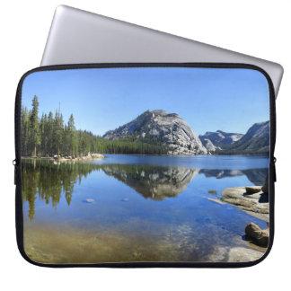 Polly Dome over Tenaya Lake - Yosemite Laptop Sleeve