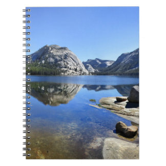Polly Dome over Tenaya Lake - Yosemite Notebook