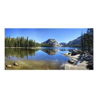 Polly Dome over Tenaya Lake - Yosemite Photo Print