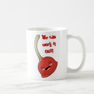 Polly Plunger Mug