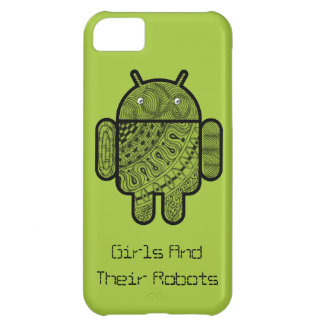 pollywollydoodles iPhone 5C case