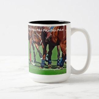 Polo Hooves & Mallets Mug