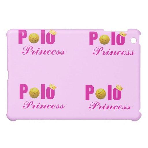 Polo Princess ipad cover