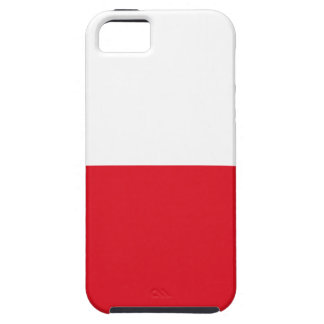 Polonian flag case for the iPhone 5