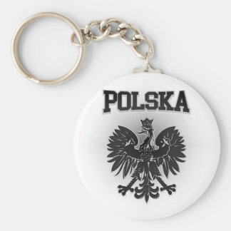 Polska Coat of Arms Key Ring