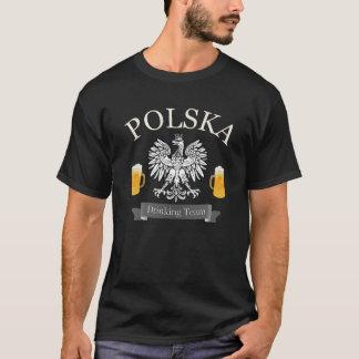 Polska Drinking Team T-Shirt