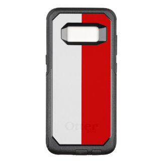 Polska Polish Flag OtterBox Commuter Samsung Galaxy S8 Case