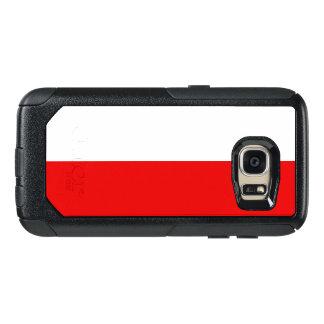 Polska Polish Flag OtterBox Samsung Galaxy S7 Case