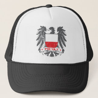 Polska Shield Trucker Hat