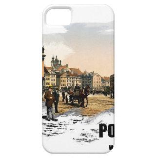Polska - Warszawa 1980-1900 iPhone 5 Cases