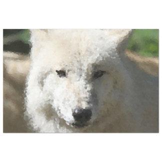 Poly Animals - Wolf Tissue Paper