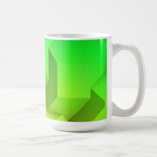 Poly Fun 2B Coffee Mug