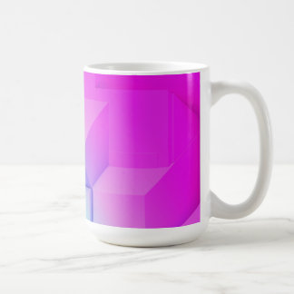 Poly Fun 3B Coffee Mug