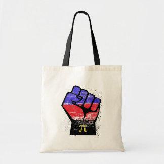 POLY RESIST -- LGBT RESISTANCE - TOTE BAG
