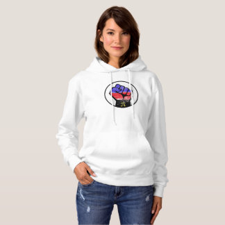 POLY RESISTANCE AND SYMBOL - HOODIE