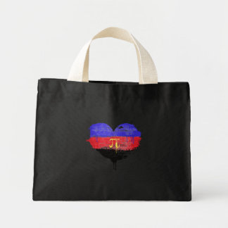 POLYAMORY HEART - POLYAMORY LOVE - SYMBOL - MINI TOTE BAG