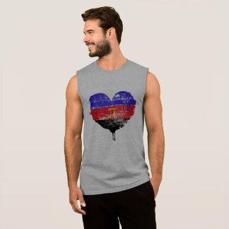 POLYAMORY HEART - POLYAMORY LOVE - SYMBOL - SLEEVELESS SHIRT