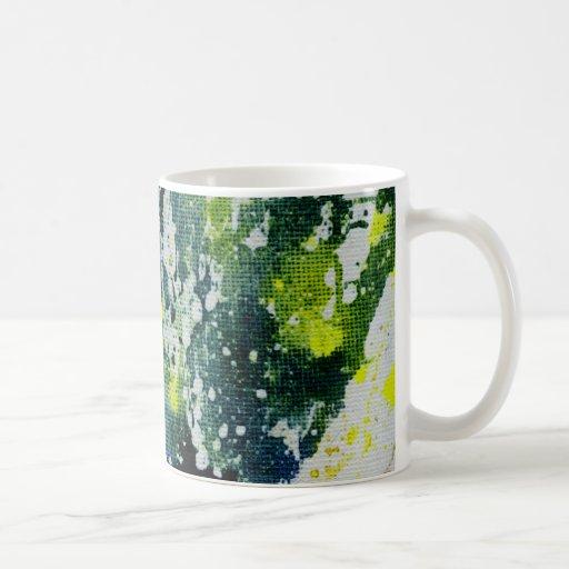 Polychromoptic #12 by Michael Moffa Coffee Mug