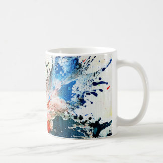 Polychromoptic #16 by Michael Moffa Coffee Mugs