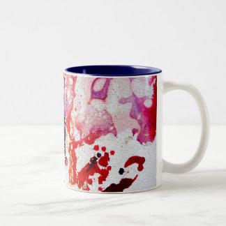 Polychromoptic #1A by Michael Moffa Coffee Mug