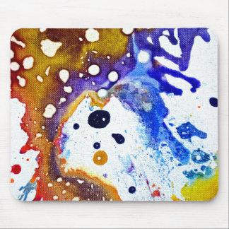 Polychromoptic #1B by Michael Moffa Mousepads