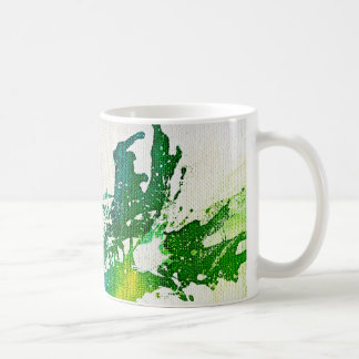 Polychromoptic #5 by Michael Moffa Coffee Mug