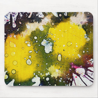 Polychromoptic #7 by Michael Moffa Mouse Pad