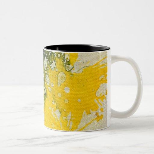 Polychromoptic #8 by Michael Moffa Coffee Mugs