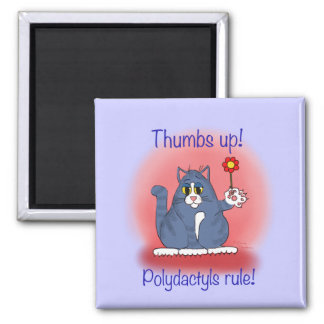 Polydactyls Rule! Magnet