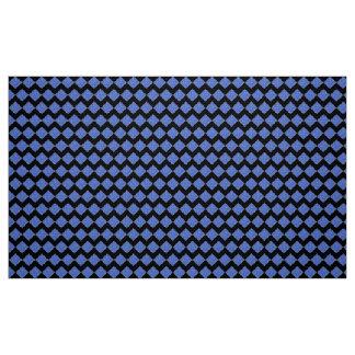 Polyester Fabric Blue black custom