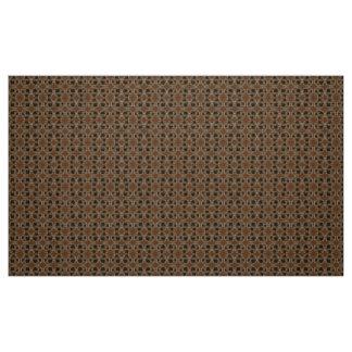 Polyester Fabric Brown Black Gray custom