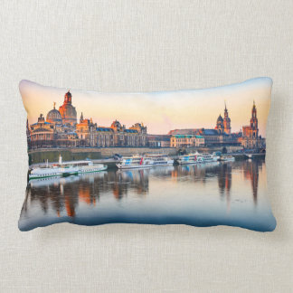 Polyester Throw Pillow, Lumbar Pillow Dresden