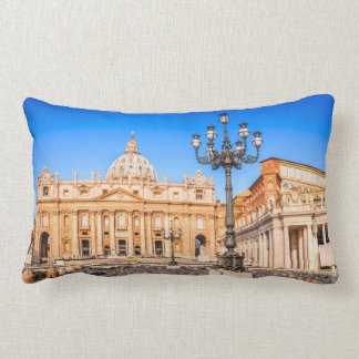 Polyester Throw Pillow, Lumbar Pillow Vatican