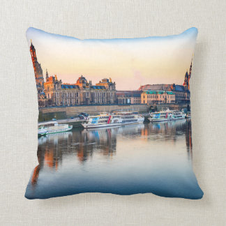 Polyester Throw Pillow, Throw Pillow Dresden