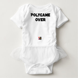 POLYGAMOUS OVER - Word games - François City Baby Bodysuit