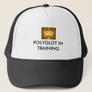 Polyglot in training cap