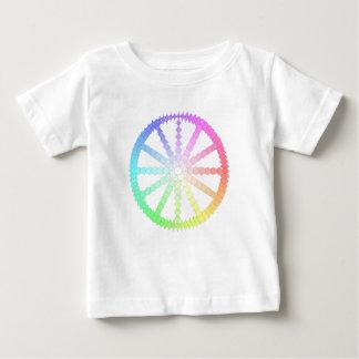 polygon evolution wheel geometry baby T-Shirt