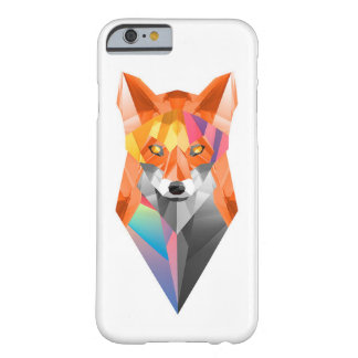 Polygon Fox Case Barely There iPhone 6 Case