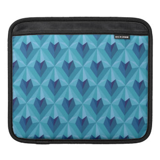 Polygon Heart iPad Sleeve