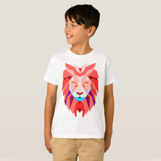 Polygon Lion Shirt