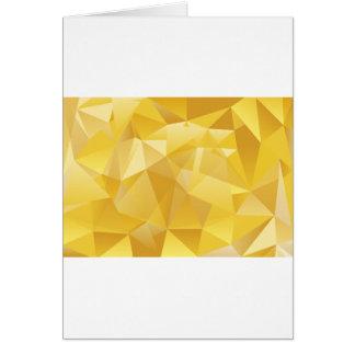 polygon pattern card