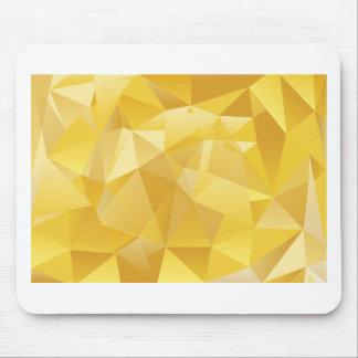 polygon pattern mouse pad