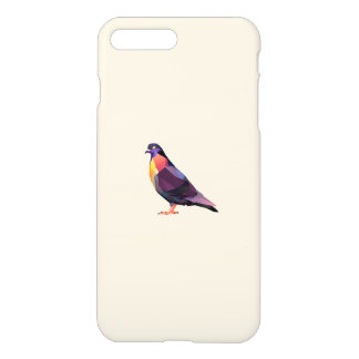 Polygon Pigeon for iPhone 7 Plus iPhone 7 Plus Case