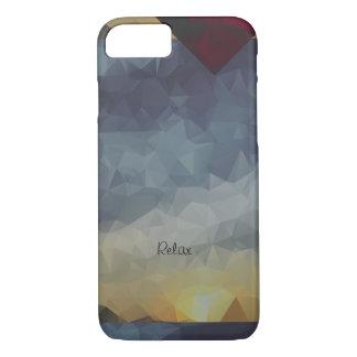 polygonal iPhone 7 case