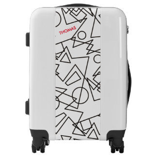 Polygons Rings Triangles Rectangles Squares MIX Luggage