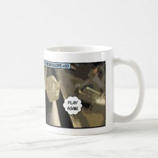 Polyhedroscope #10 coffee mug