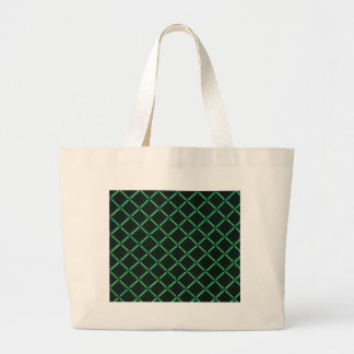 Polylactic acid under the microscope large tote bag